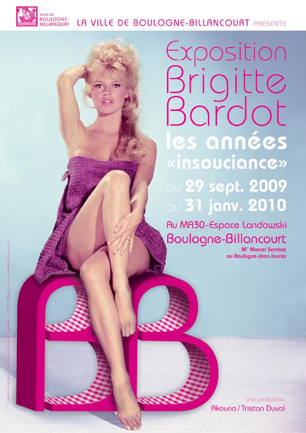 Expo Brigitte Bardot Teo Jasmin